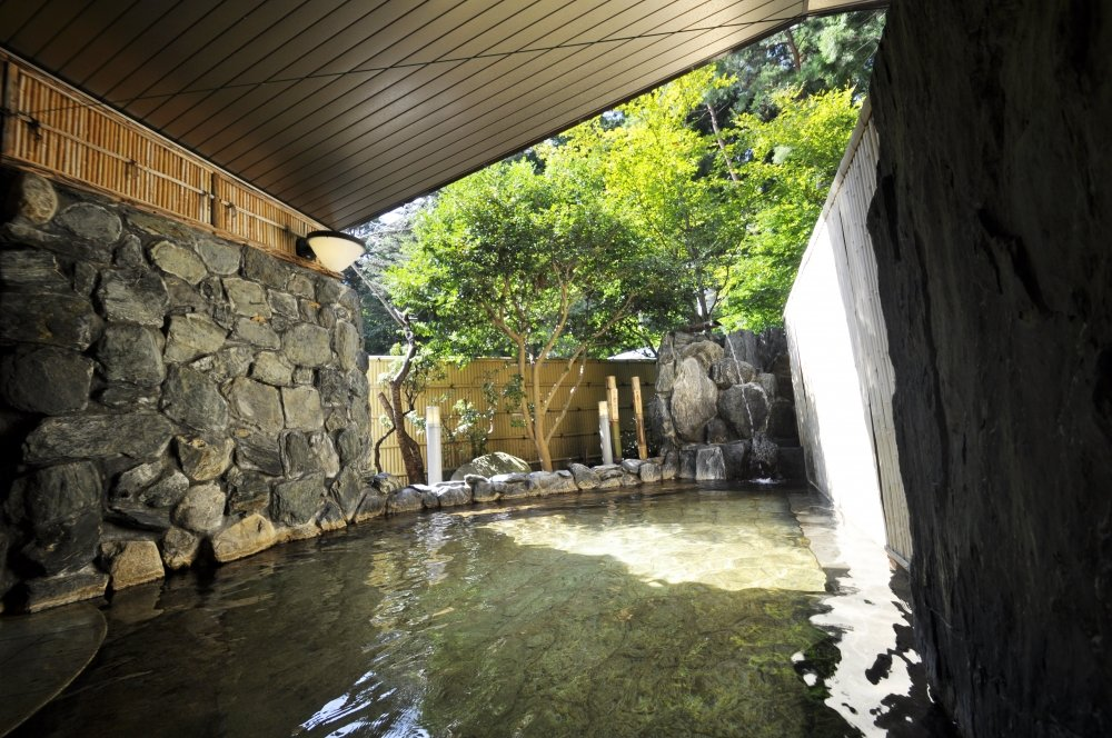 ホテル板室(栃木県 板室温泉)【低層階】日替わり手作りご膳