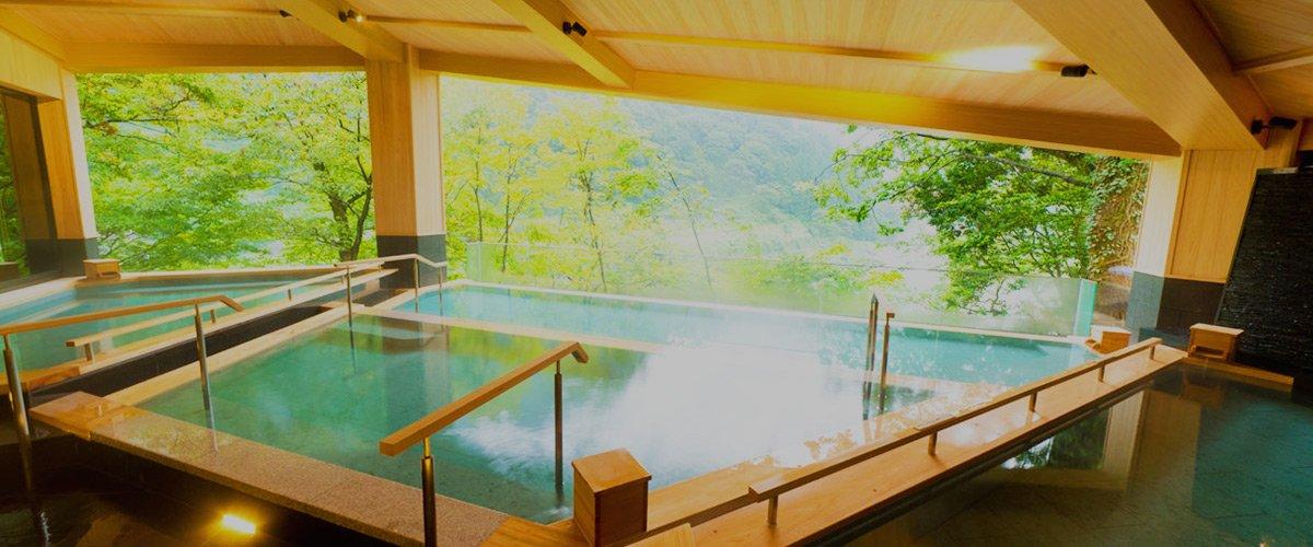 富山県 宇奈月温泉 黒部・宇奈月温泉やまのは