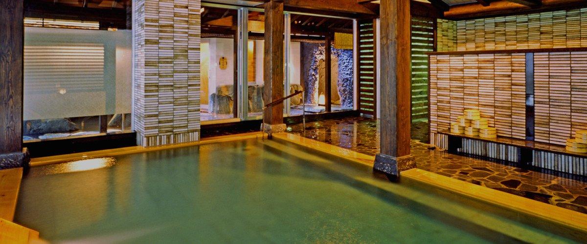 新潟県 大湯温泉 源泉湯の宿 かいり