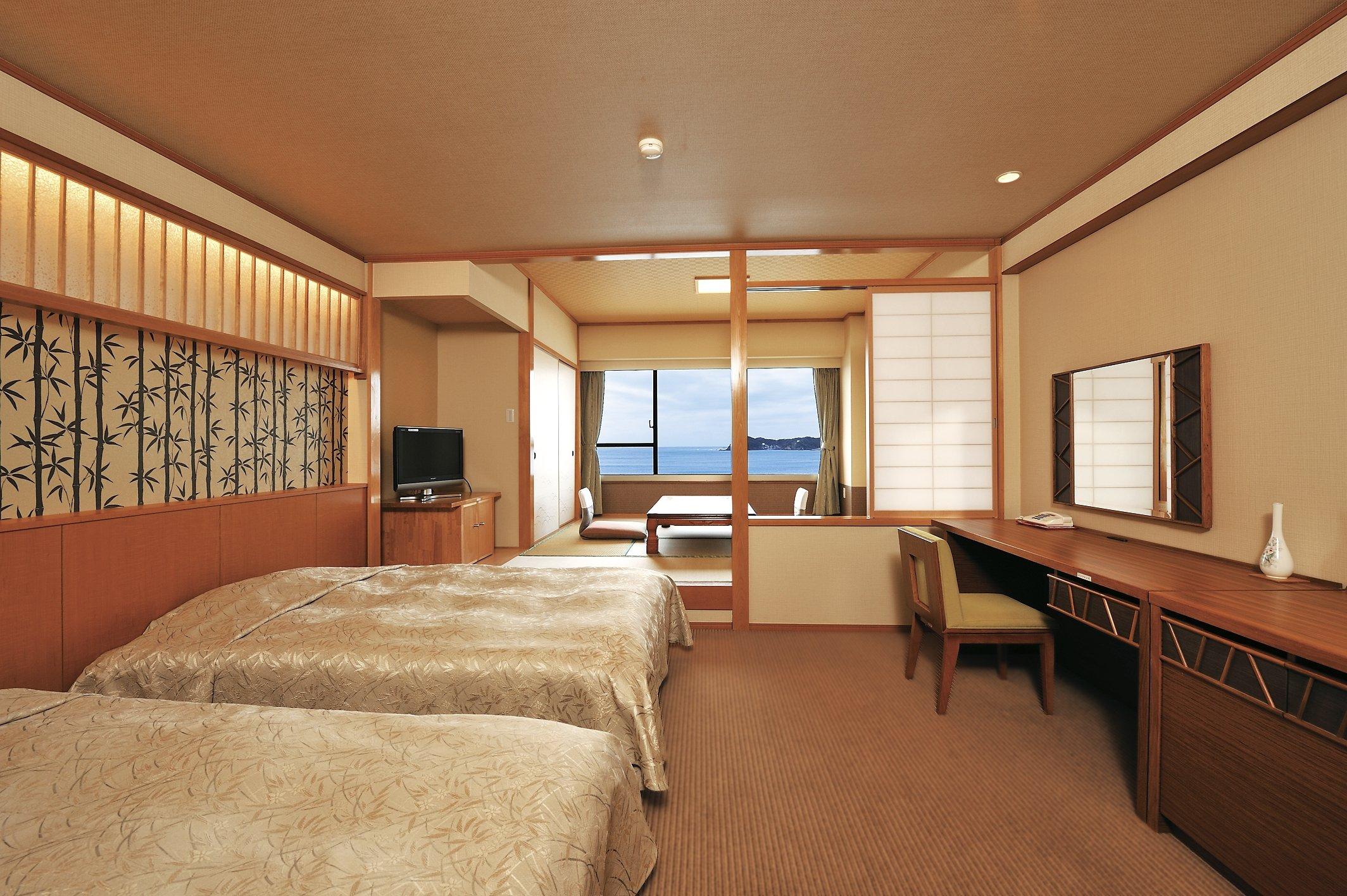 お部屋 | 勝浦ホテル三日月 | 平日がお得な宿泊予約サイト【ゆめやど】